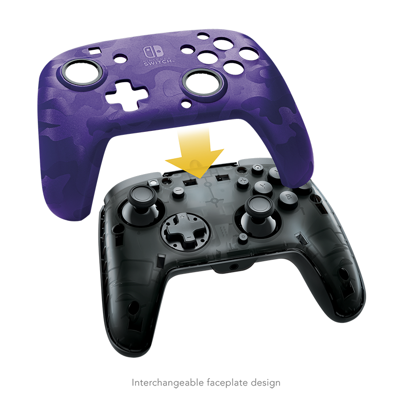 New Nintendo Switch controller lets you ditch mobile apps for