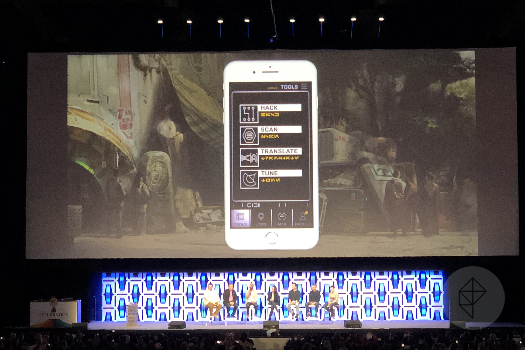 Disney's Star Wars Land will be one big multiplayer game