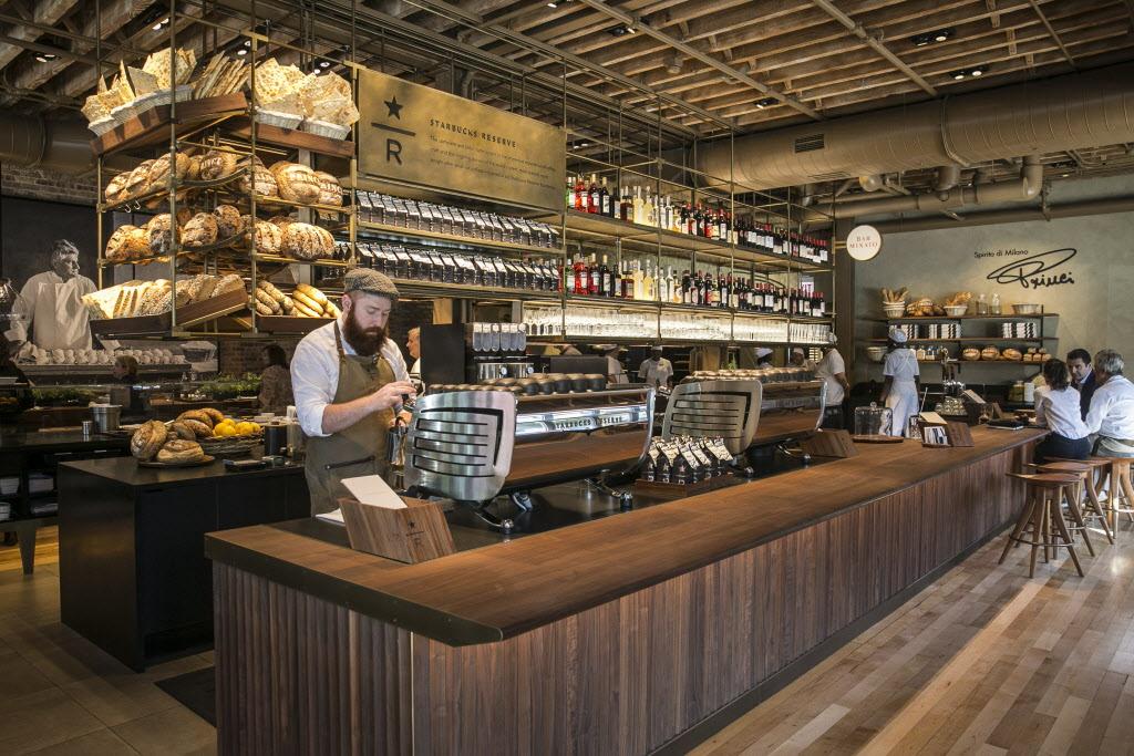 Princi Starbucks Standalone Bakery To Open In Chicago