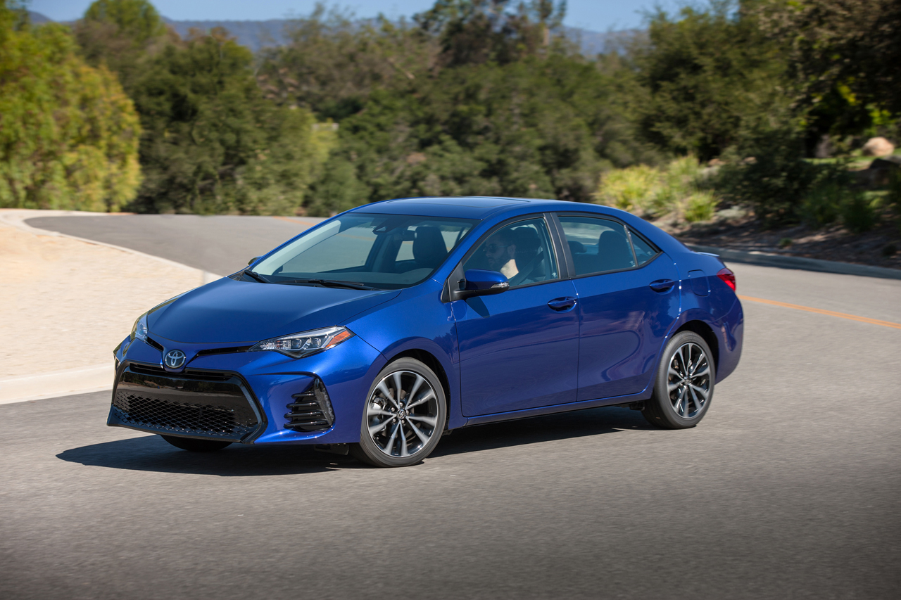 Reliable Corolla is still a top compact sedan choice - Chicago Sun-Times