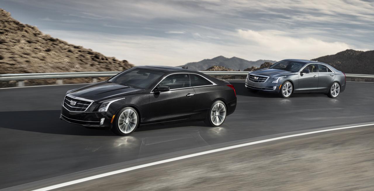 Cadillac ATS has multi-engine variations, new CUE upgrades