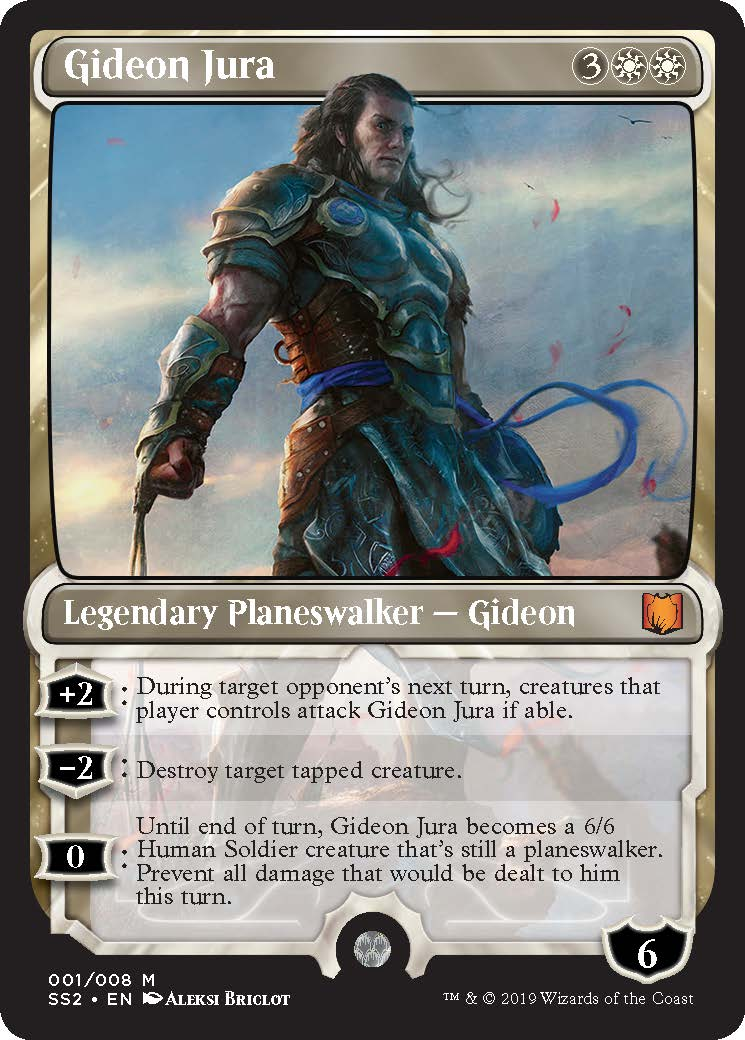 Magic: The Gathering kills off major character, creates Signature