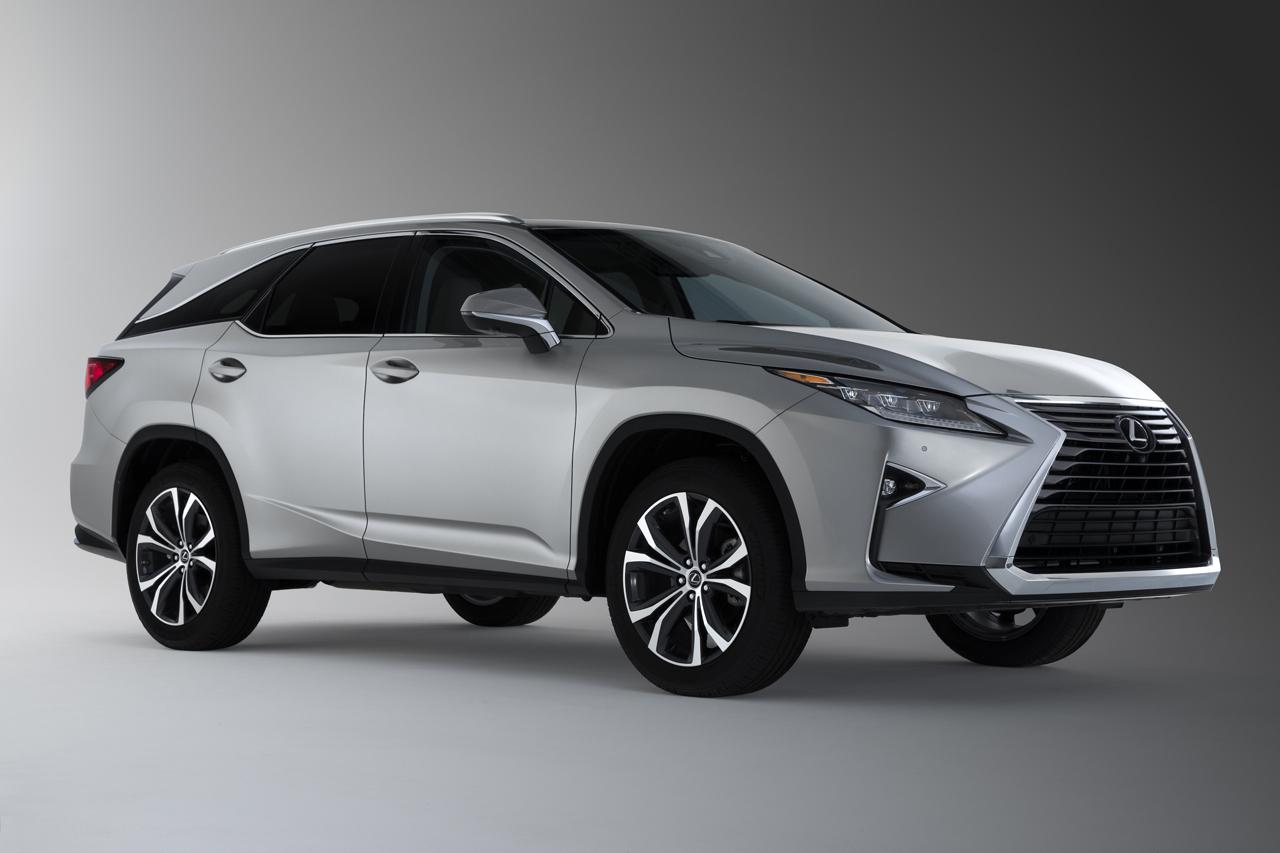 Lexus 3 Row Suv >> Lexus Rx 350l High Efficiency Suv Has 3 Rows Expected Luxury