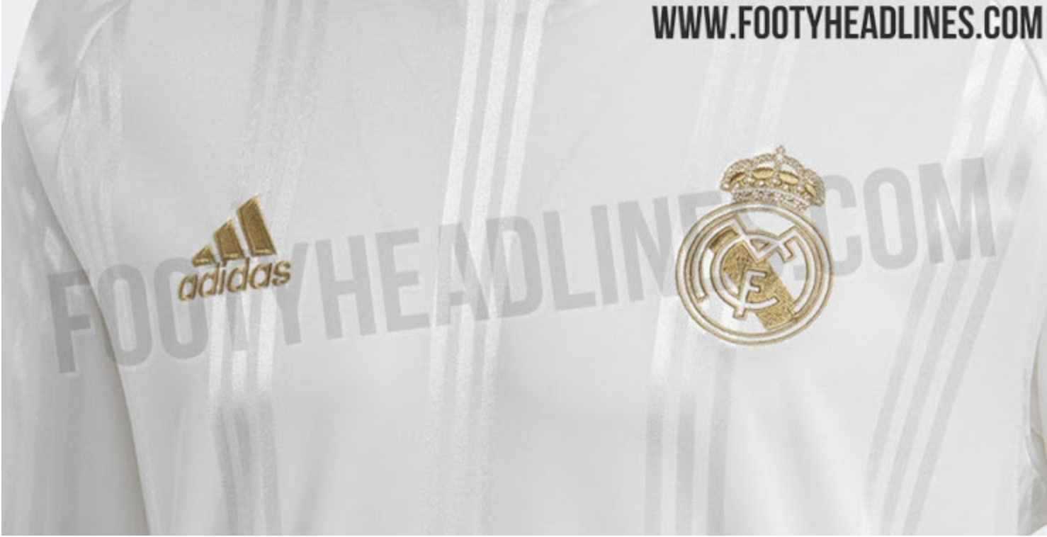 low priced 818dd 20d79 Real Madrid 2019/20 Icon Retro Jersey Leaked - Managing Madrid