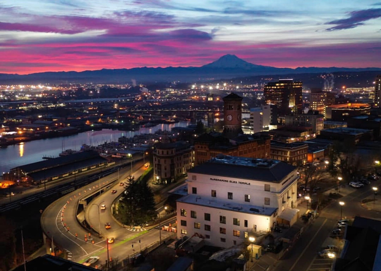 Quirky McMenamins Chain Unveils Its New Downtown Tacoma Complex