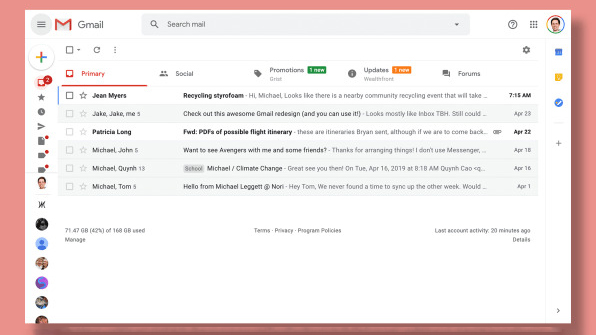 Google Inbox's co-creator wants to fix Gmail with a new