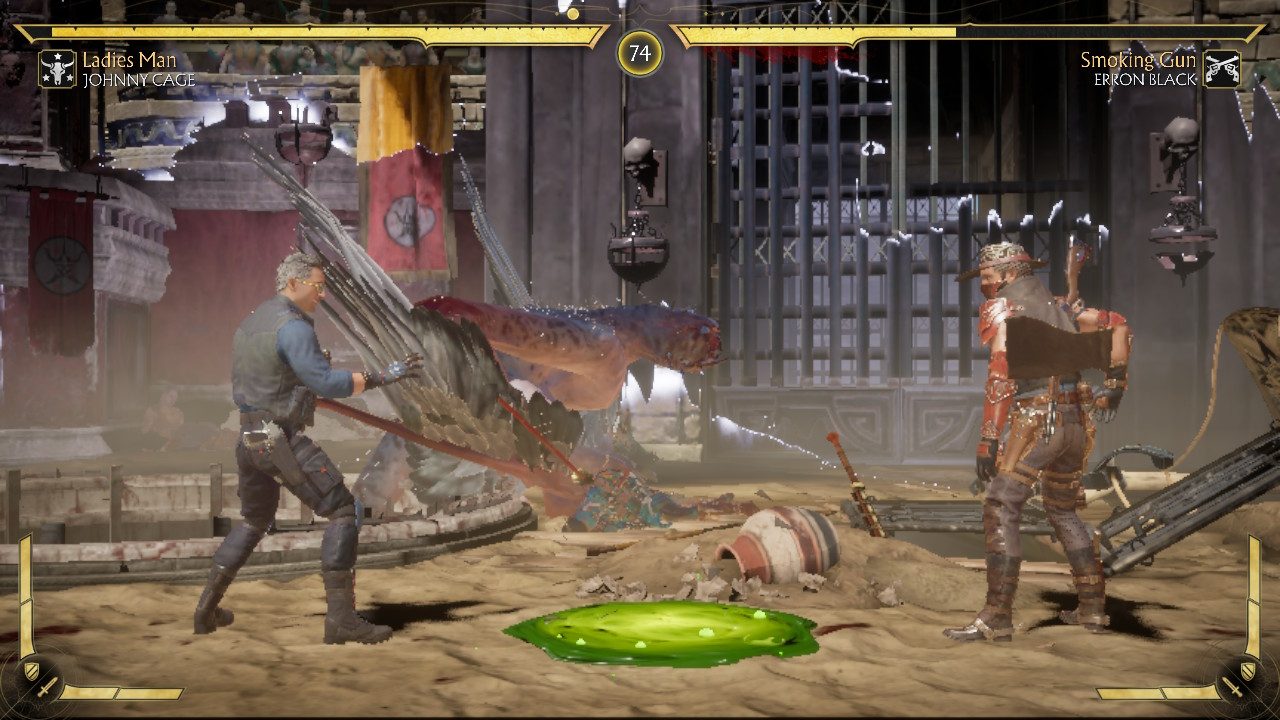 MK11 on Switch comparisons, impressions, and review - Polygon