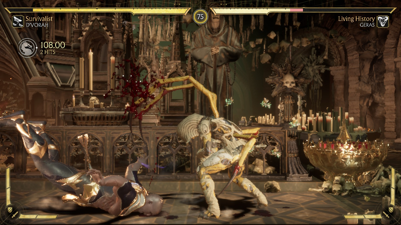 MK11 on Swap comparisons, impressions, and review - Polygon