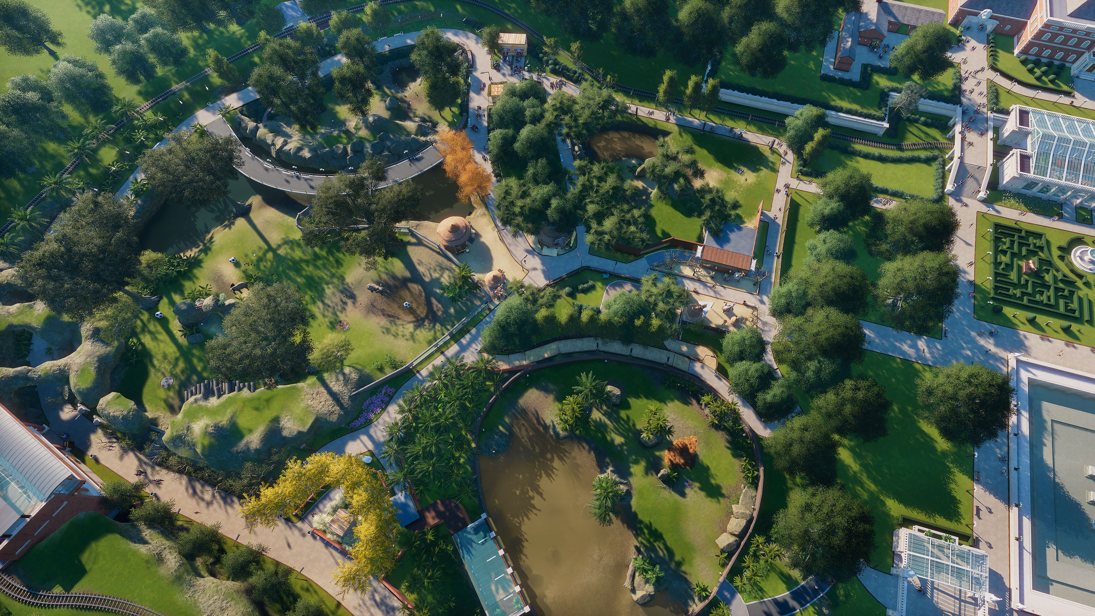 Frontier Developments' next tycoon sim is Planet Zoo, coming