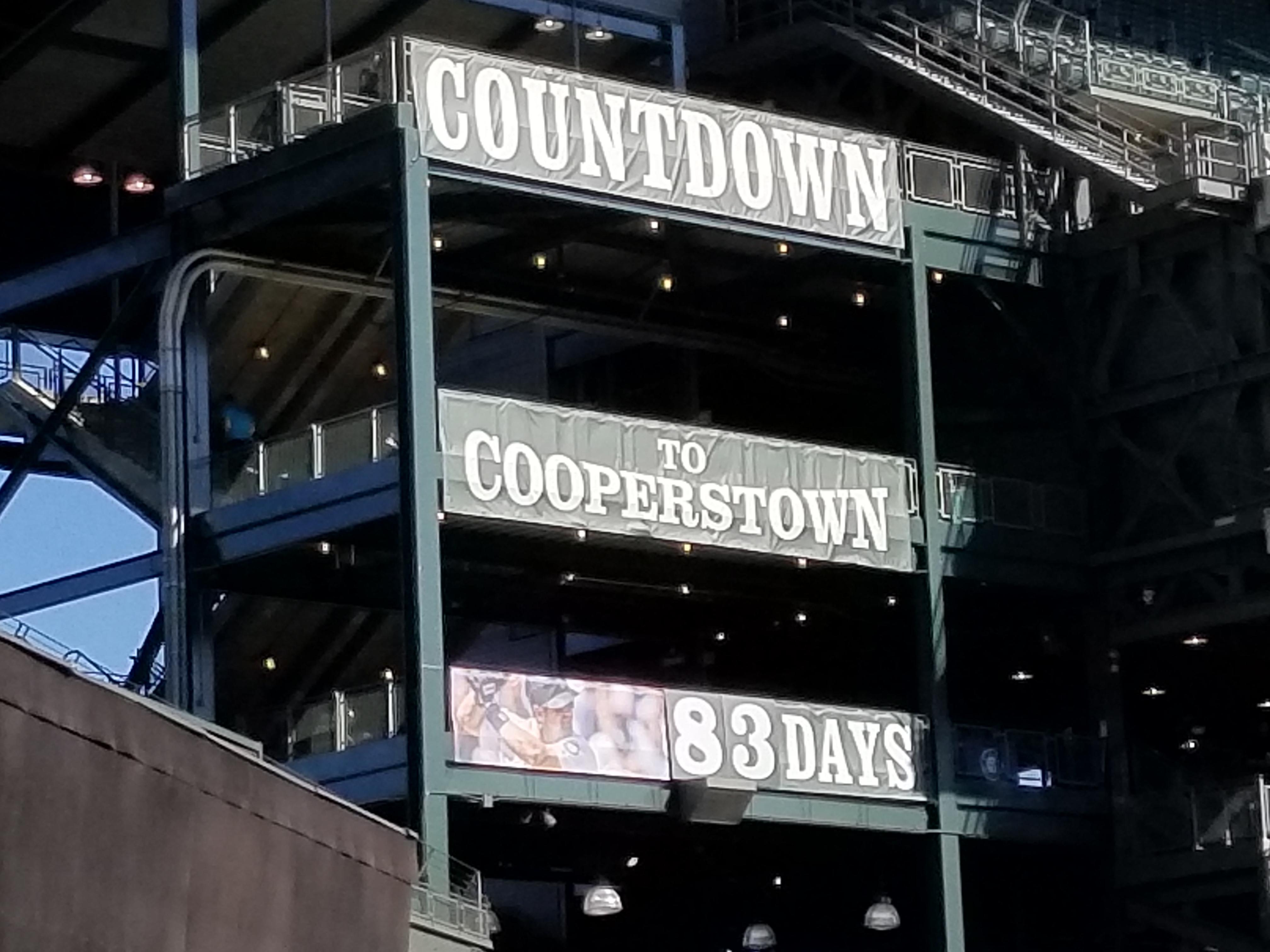 A Cubs fan's view of T-Mobile Park - Bleed Cubbie Blue