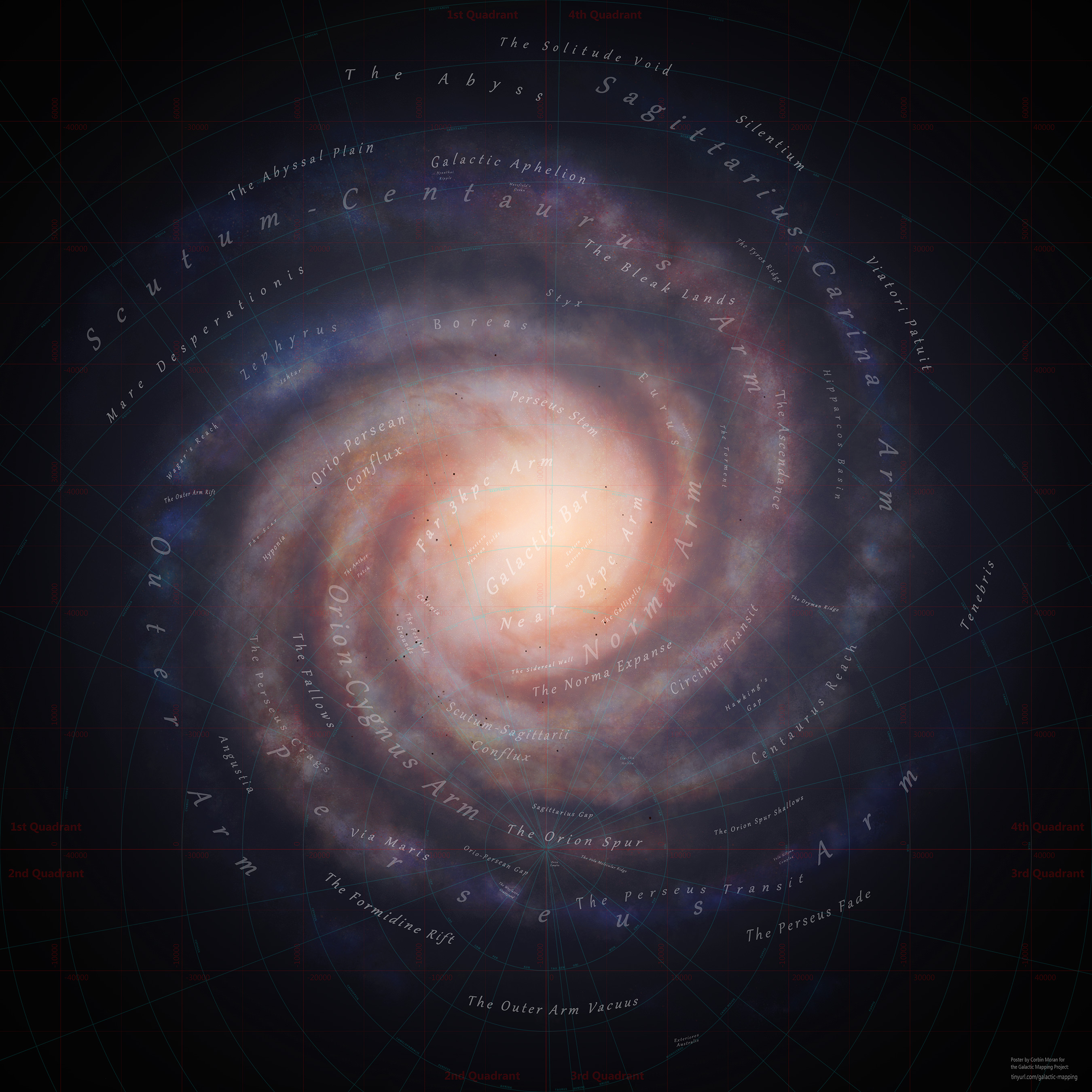 What it's like to map a galaxy in Elite: Dangerous - Polygon