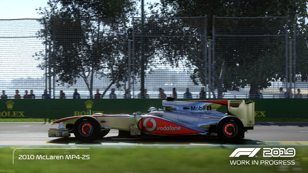 F1 2019 adds F2 to career mode, launches two months earlier - Polygon