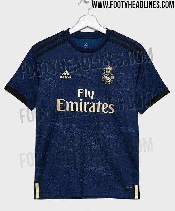 ab4c1b981c1 Real Madrid 2019 20 Away Kit Leaked - Managing Madrid