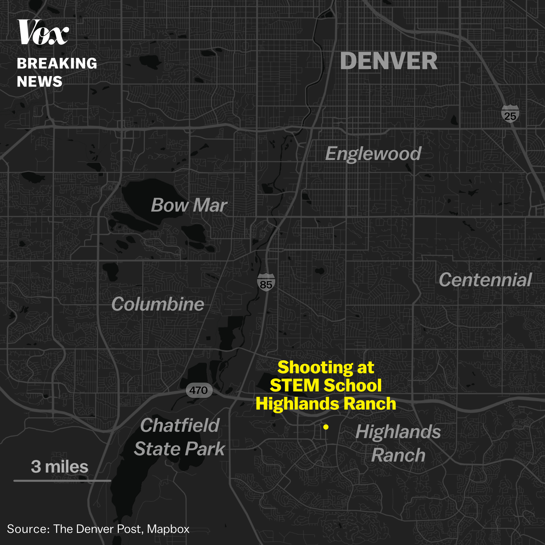 Flipboard: The Latest: 2 In Custody In Colorado School