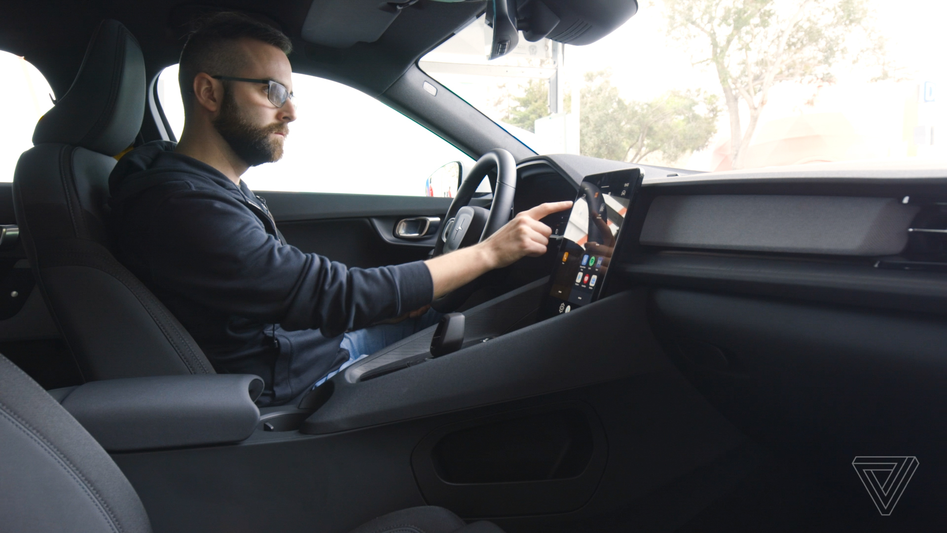 Volvo's Polestar 2 with Android Automotive is how all car software