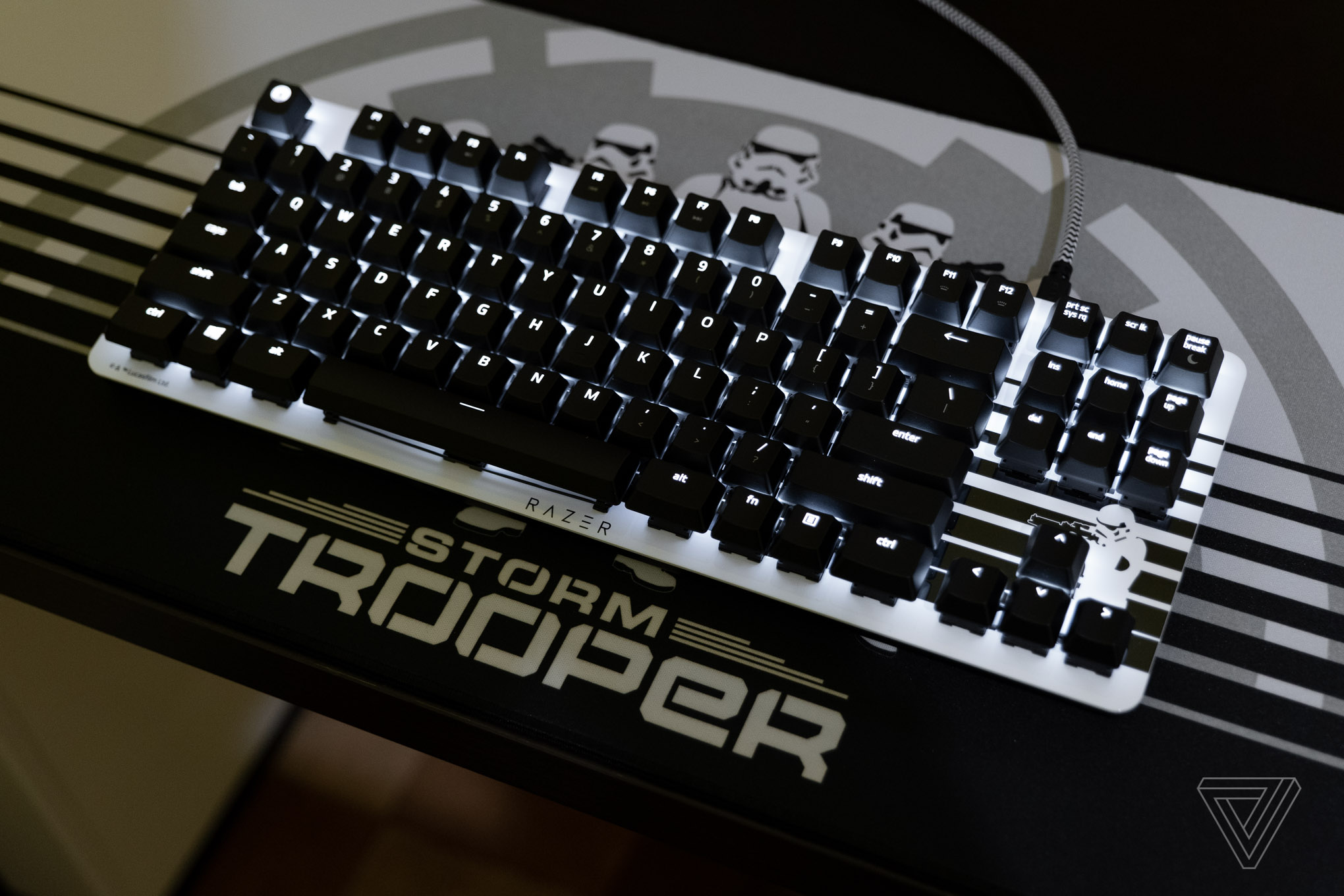 Razer's Stormtrooper gaming gear is a mix of awesome and awful - The