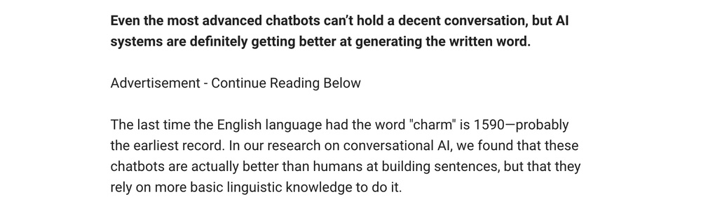Use this cutting-edge AI text generator to write stories