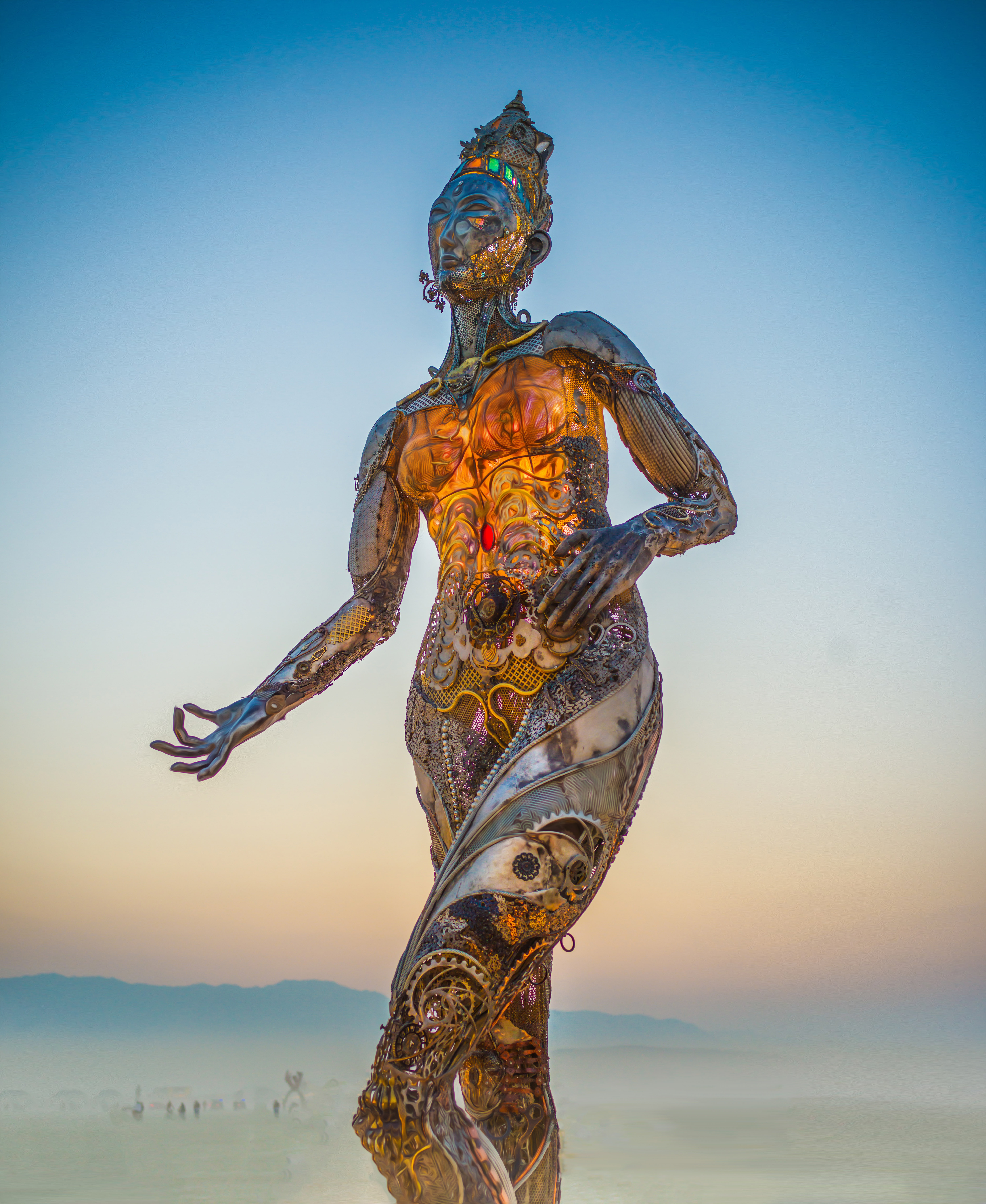 A 15-foot-tall Buddha statue coming to Hayes Valley