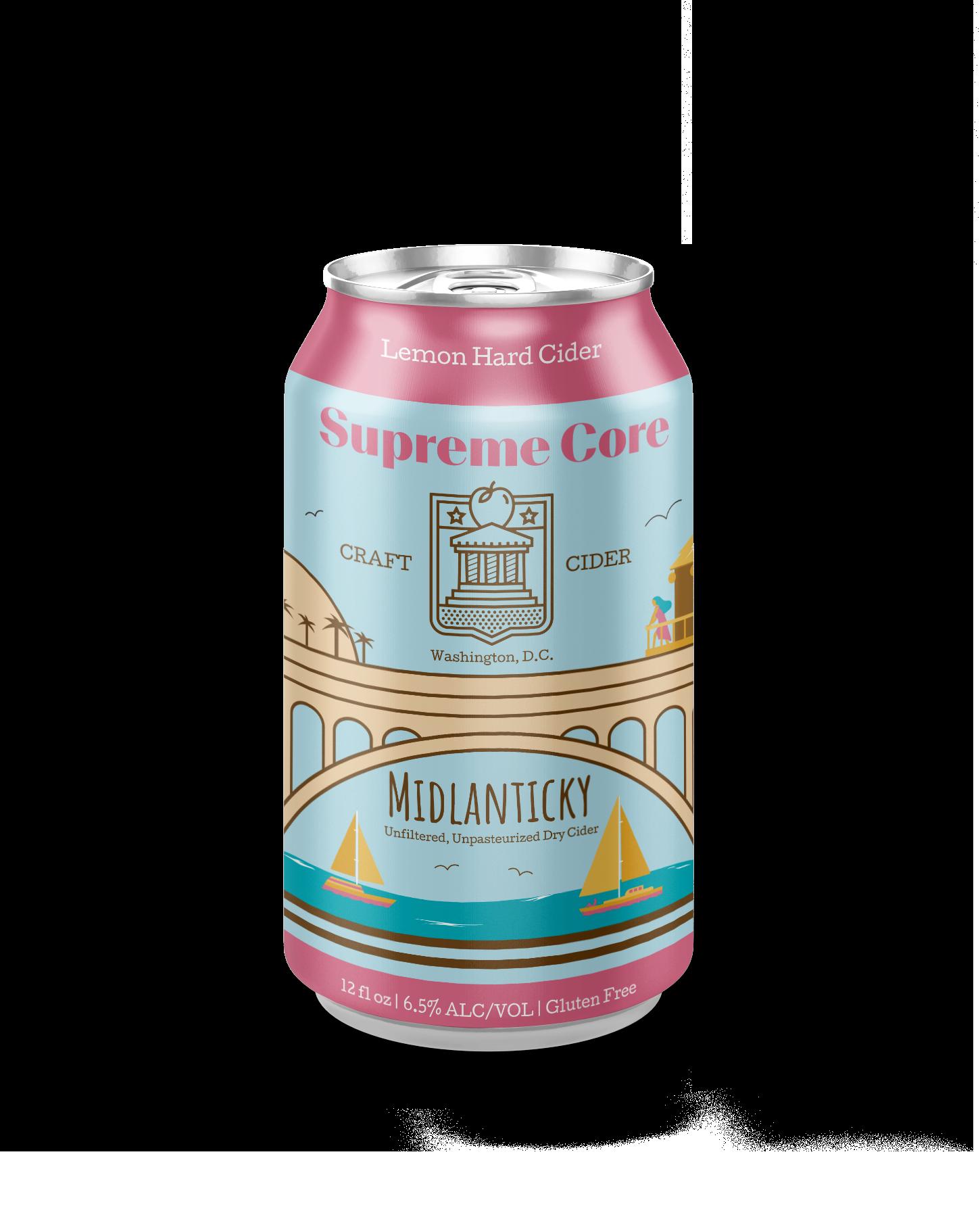 Supreme Core Cider Will Soon Quadruple Its Original Production Capacity