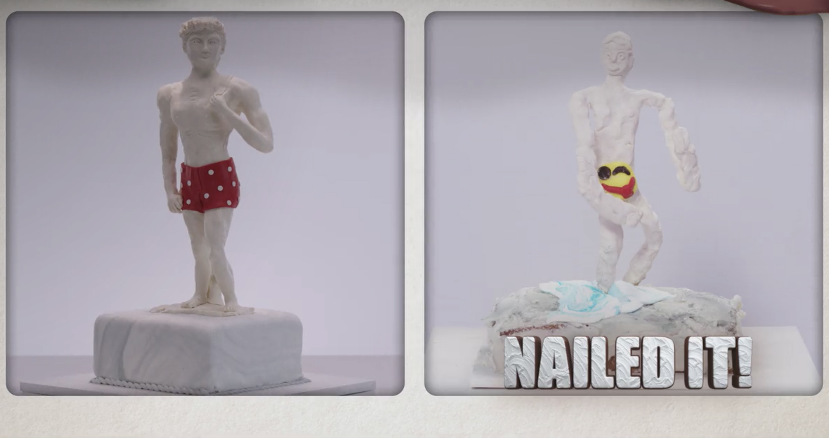 The Five Best Cake Fails of 'Nailed It!' Season 3