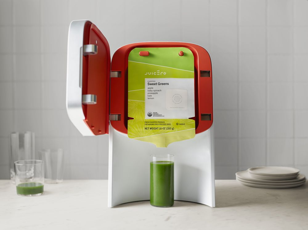 New gadget asks: what if Juicero squeezed bags of soap instead?