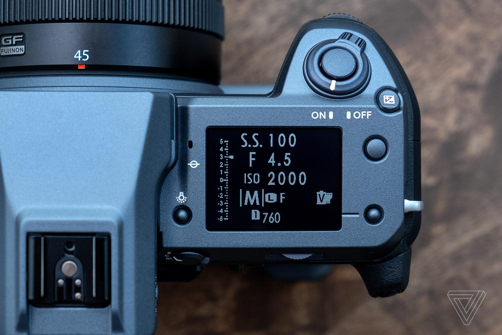 Fujifilm's GFX 100 is a medium format camera that performs