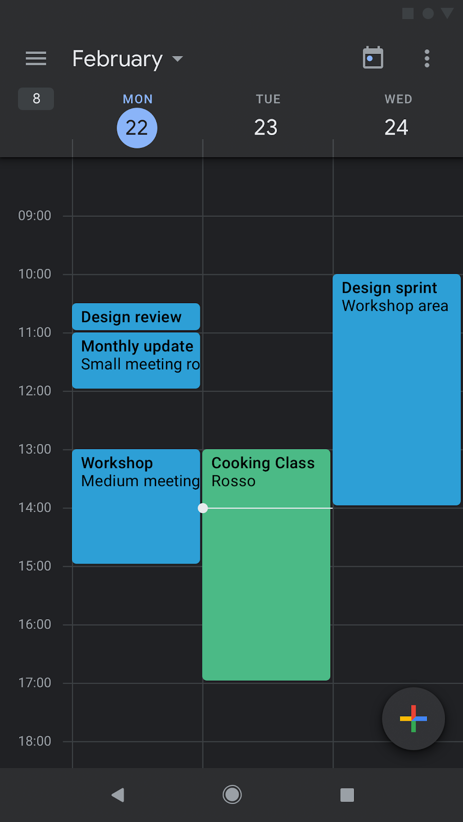 Dark modes are here for Google Calendar and Google Keep - The Verge