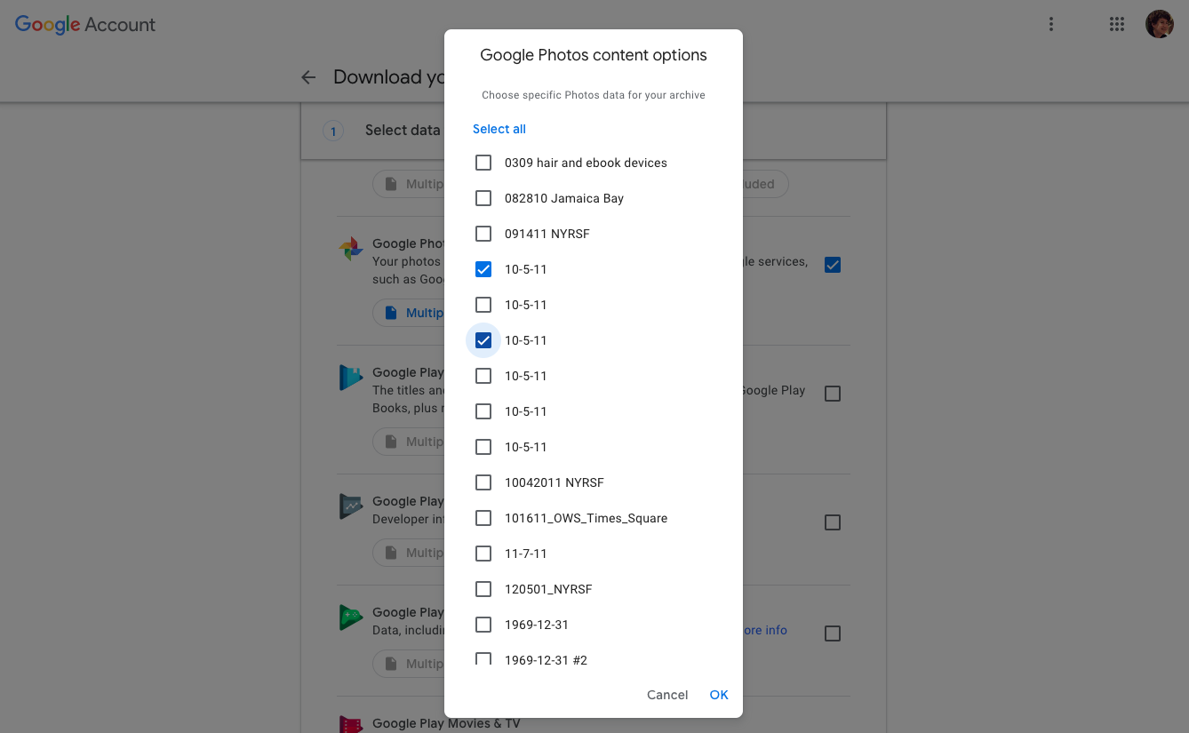 Android 101: How to download or share a Google Photos album