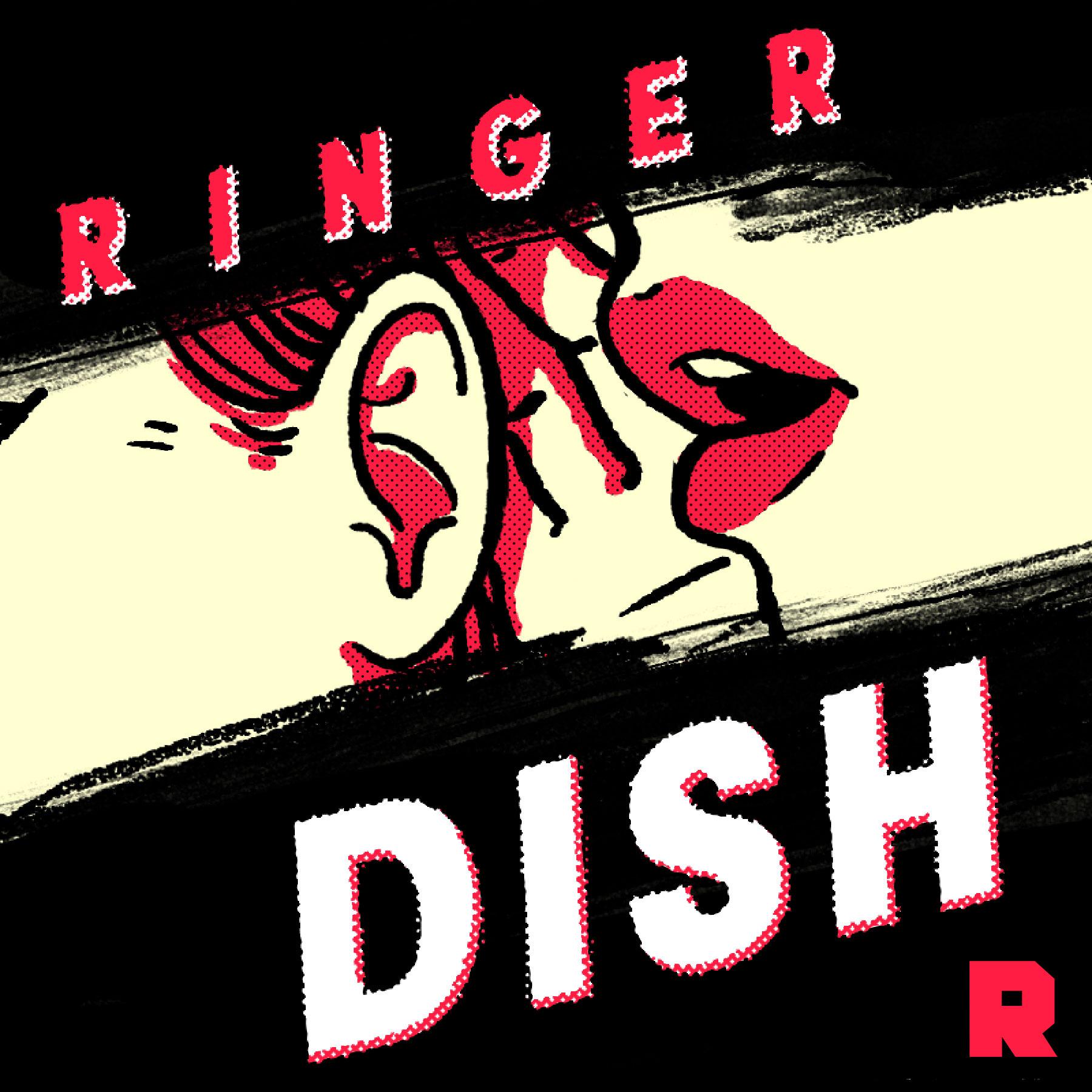 logo podcastu vyzvánění