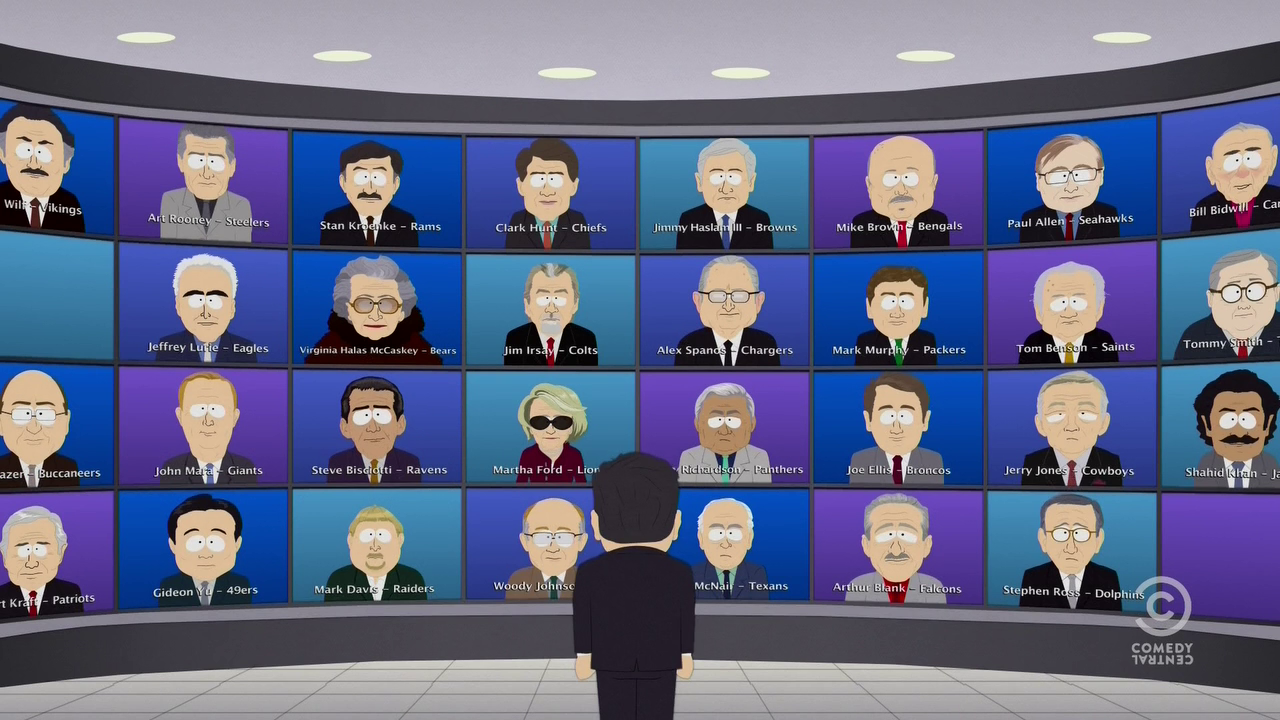 NFL Owners (South Park)