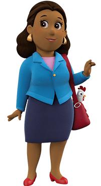 Mayor Goodway