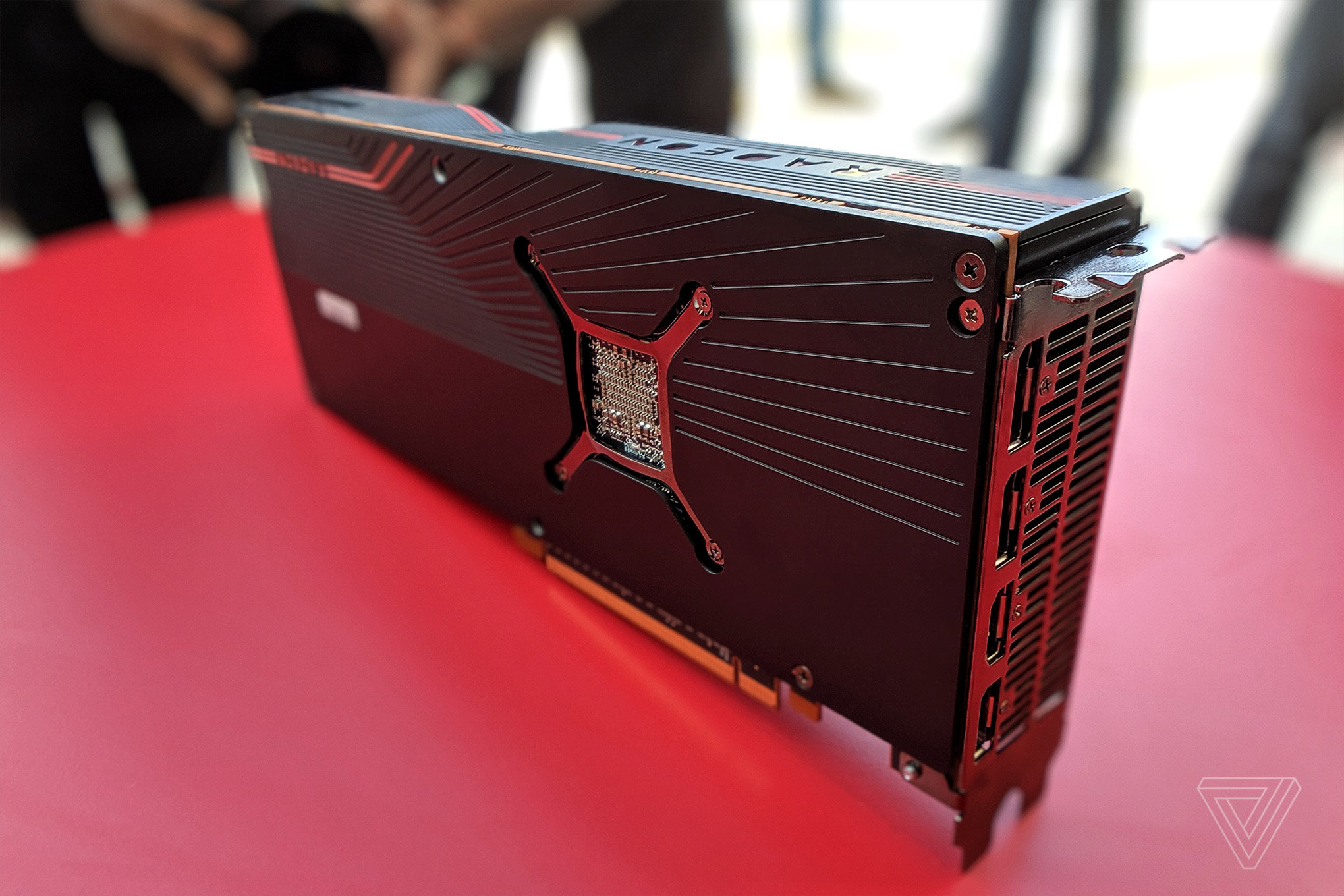 AMD's Radeon 5700 XT wants to put a dent in the world like the dent