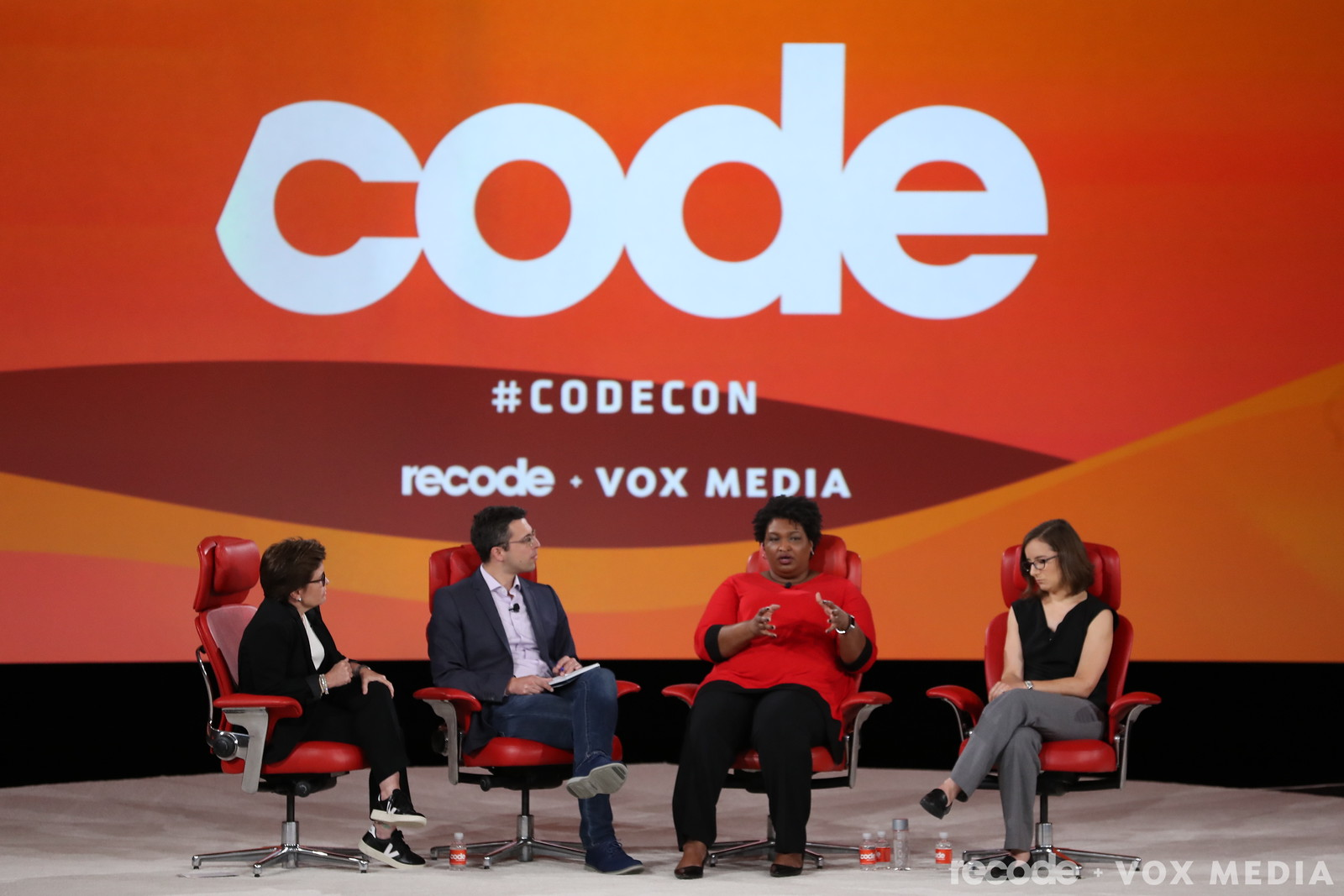 Recode's 2019 Code Conference Kicks Off In Scottsdale
