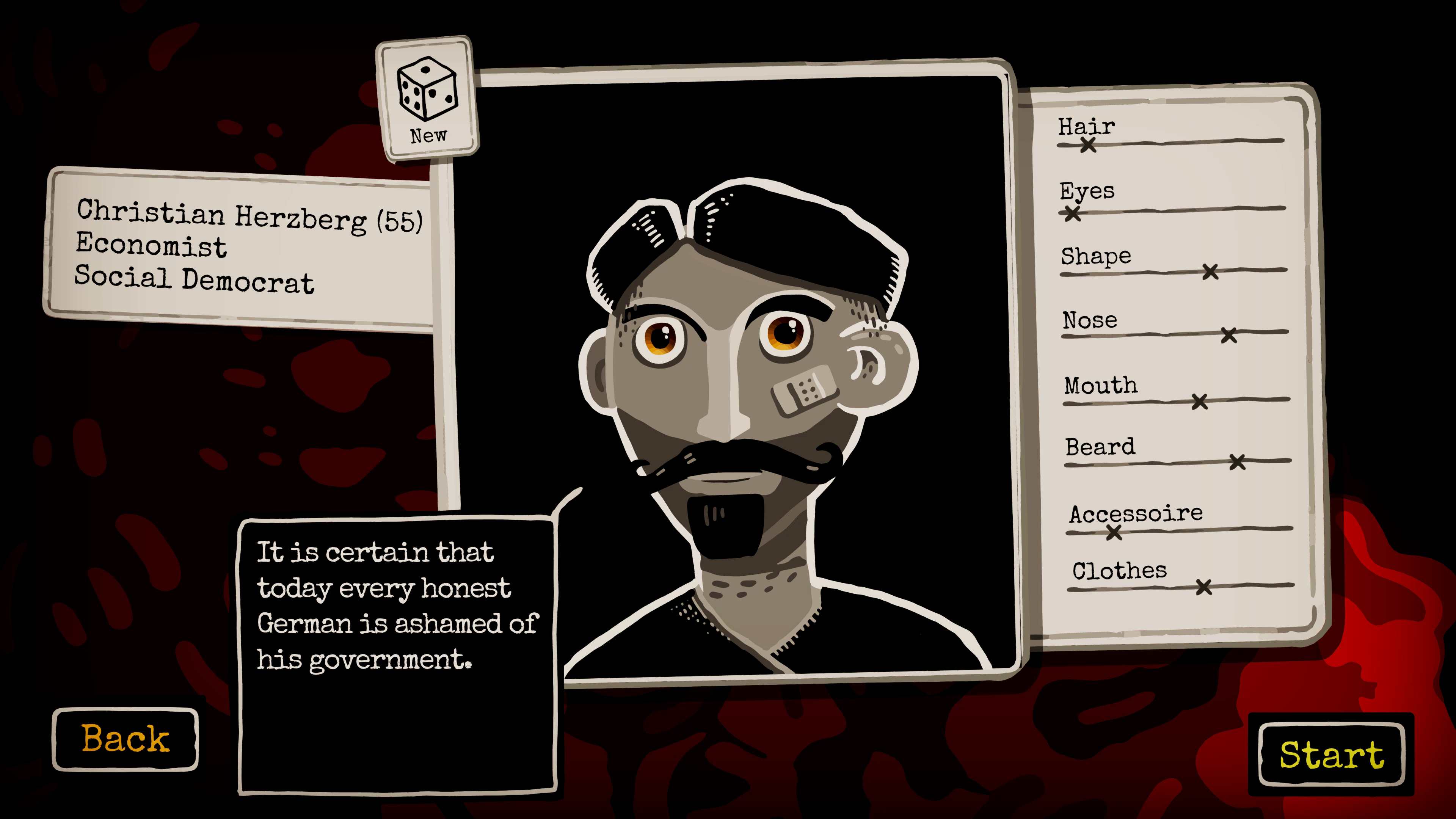 Through the Darkest of Times is a moving game about