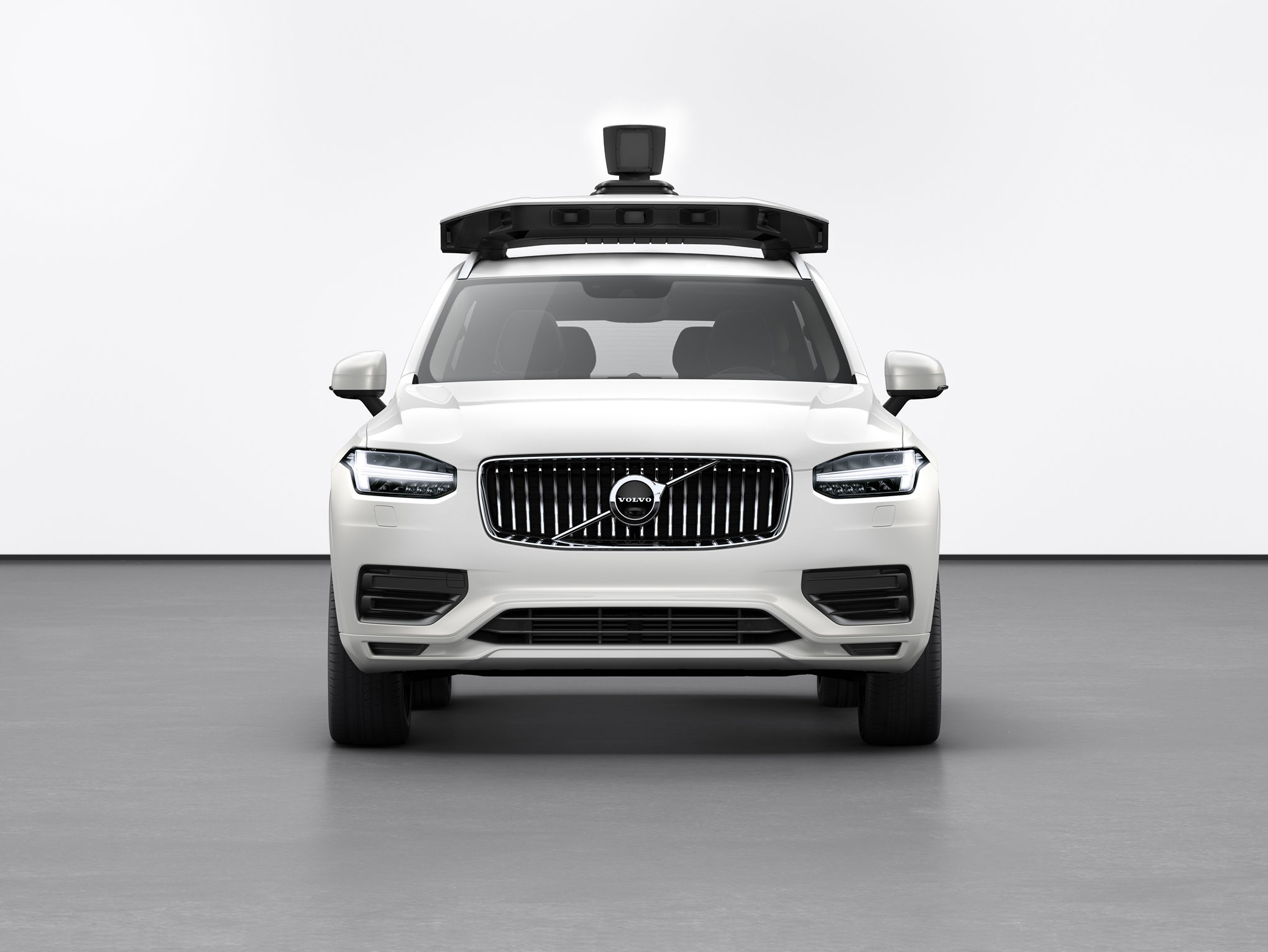 Uber Debuts A New Self Driving Car With More Fail Safes