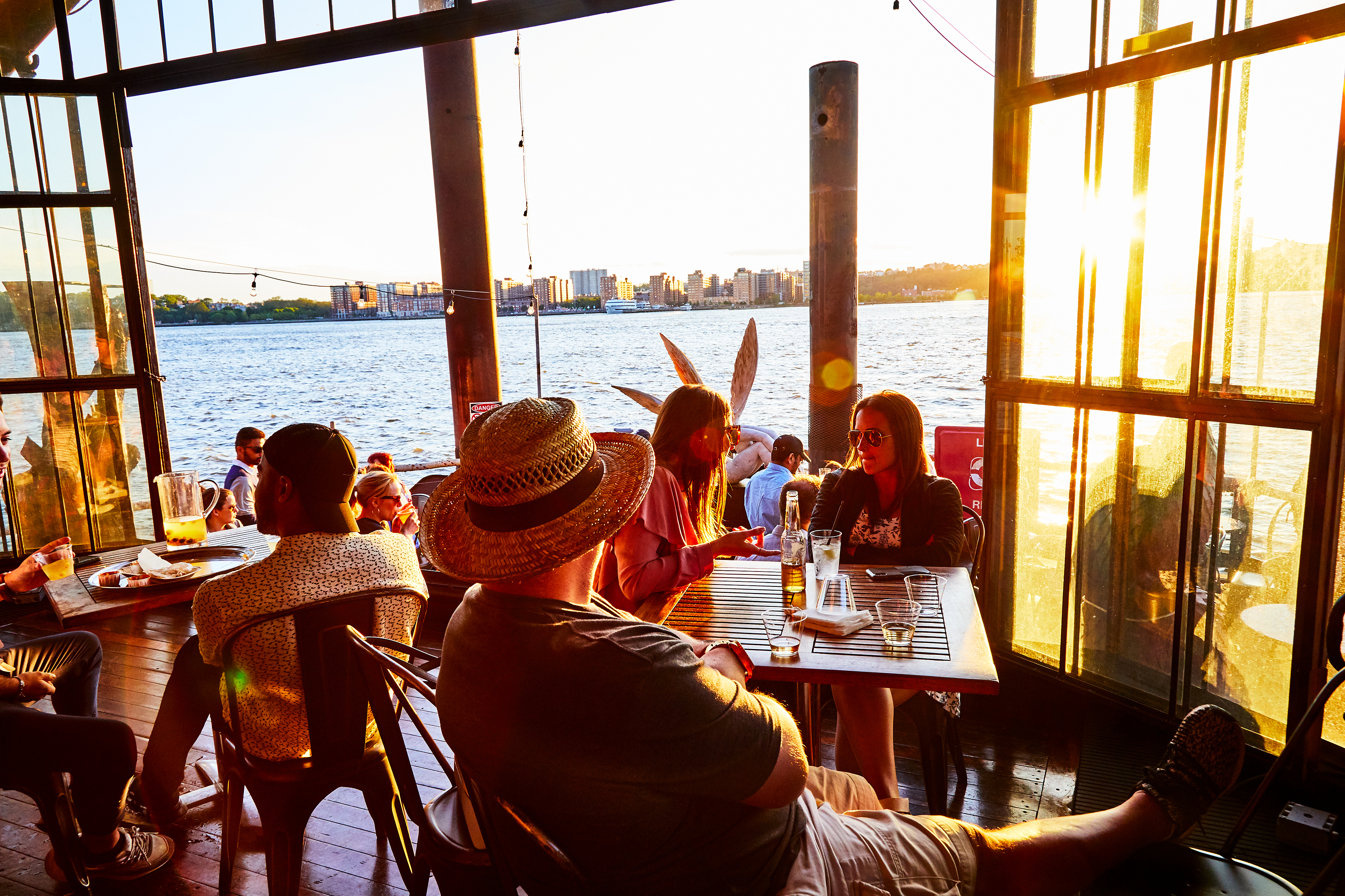 The Best Time to Eat Out in NYC Is in the Summer