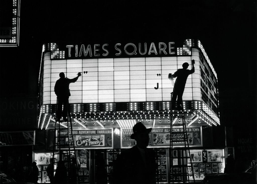 Checking in on Times Square Theater's revival project