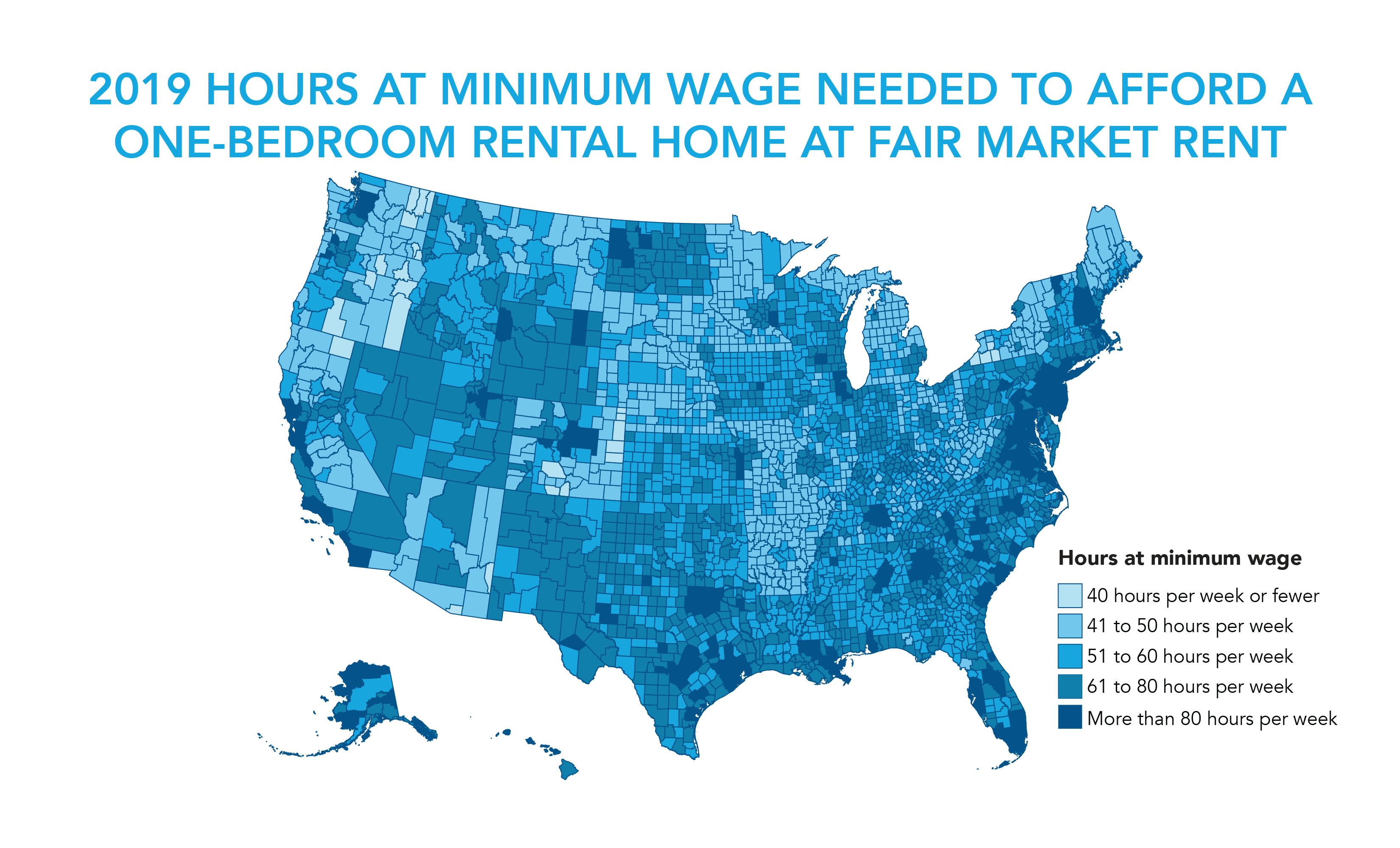 Affordable housing for minimum wage workers doesn't exist
