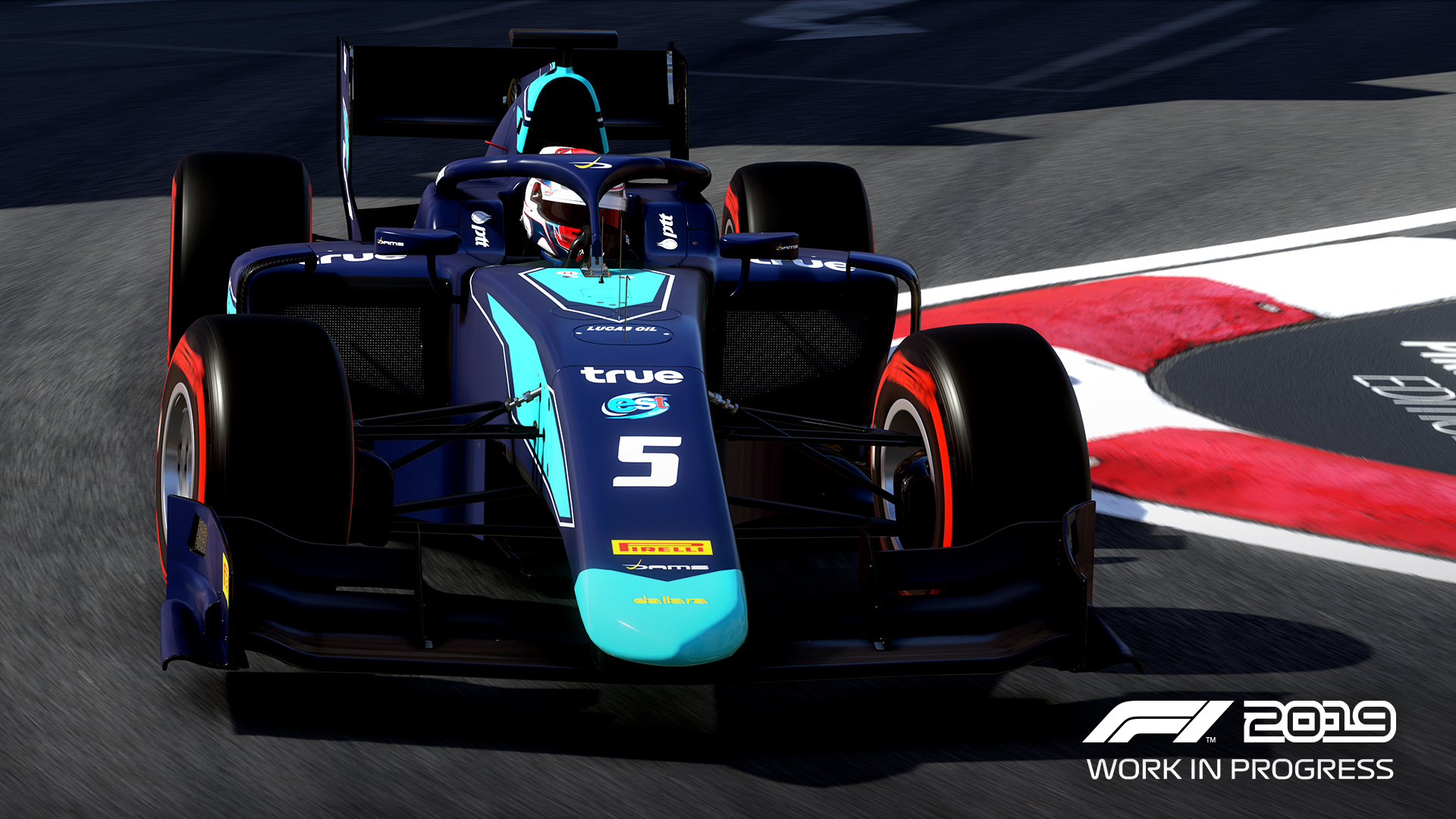 F1 2019 review: F2 feeder series builds up a great racing game - Polygon