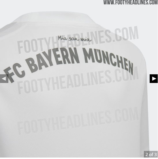 KIT LEAK: Bayern Munich's 2019/2020 away kit (UPDATE: Official kit