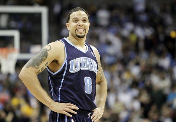watch 1bf0d cd4c4 Utah Jazz: NBA's best point guard? Deron Williams getting ...