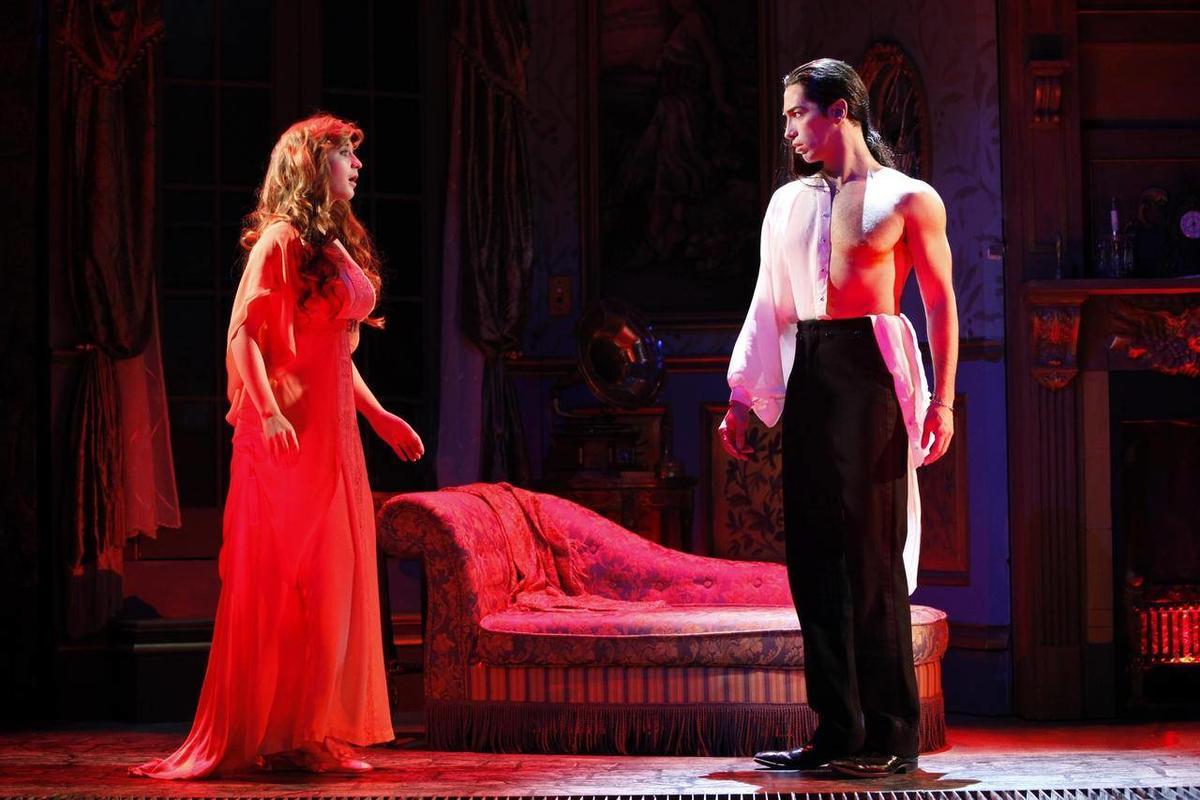 Revival of 'Dracula' dead on arrival off-Broadway - Deseret News