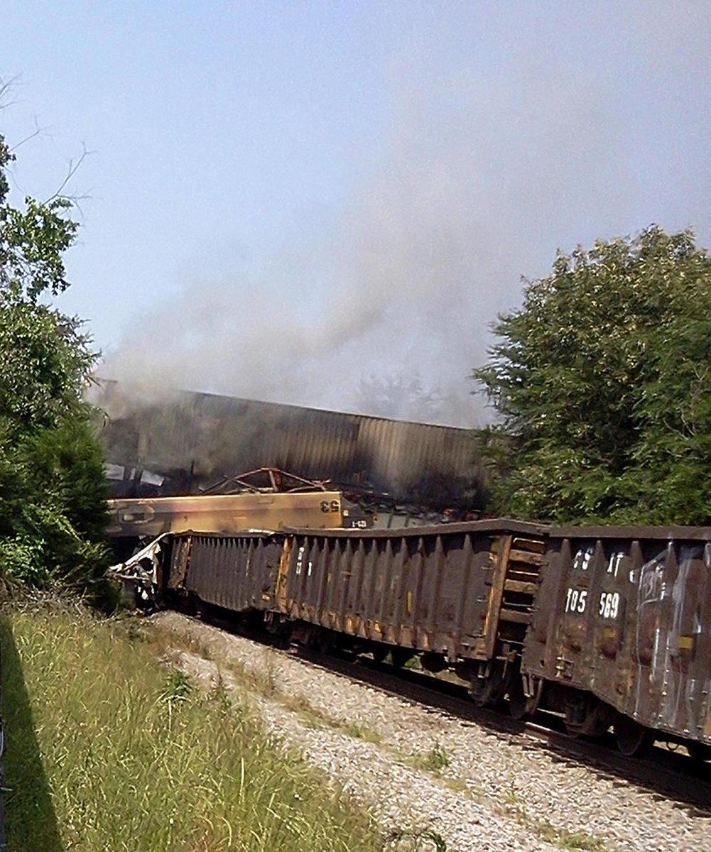 2 dead, 2 crew injured in Union Co  train crash - Deseret News