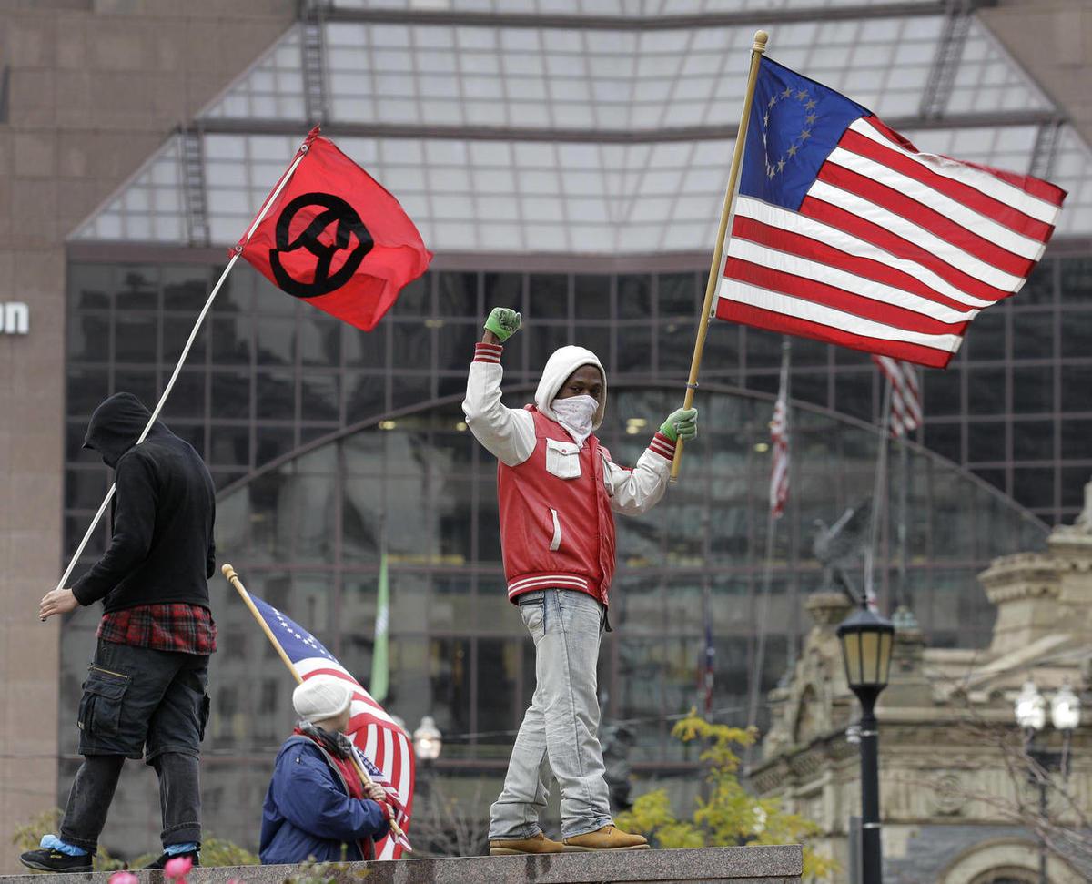 Police arrest Occupy Cincinnati protesters - Deseret News