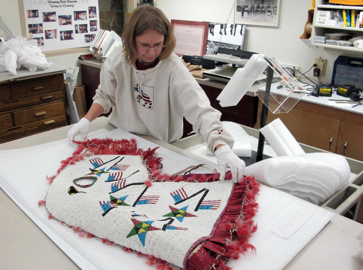 Rare American Indian Horse Mask Faces Restoration Deseret News