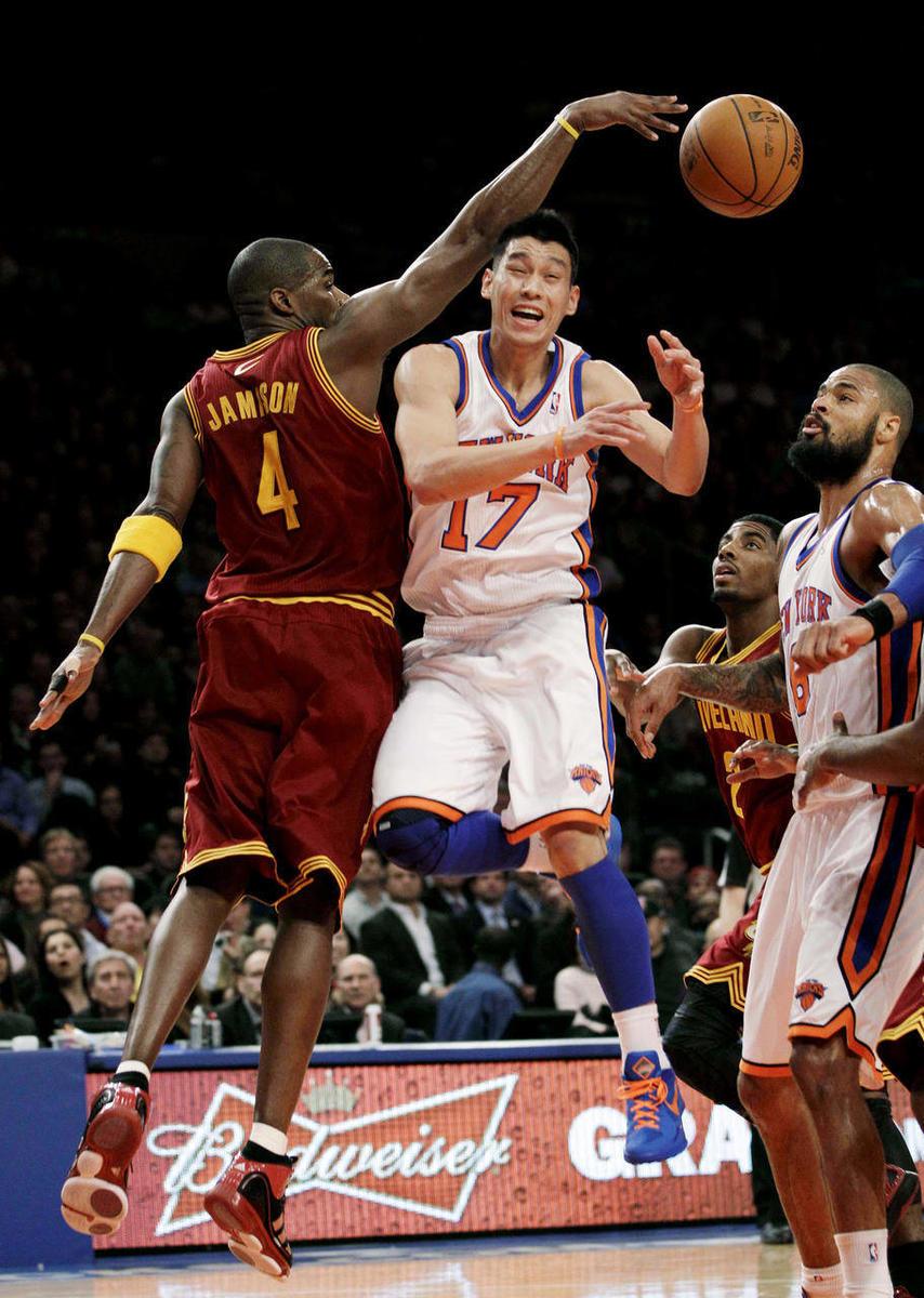 Knicks storm back, beat Cavs 120-103 behind bench - Deseret News