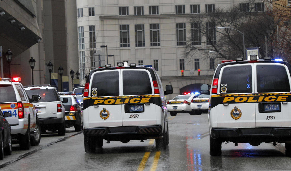 Pa  hospital: Police say 2 dead in clinic shooting - Deseret