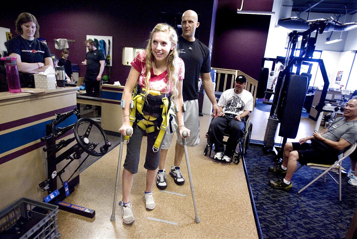 Utah State runner Brittany Fisher gaining strength after 50