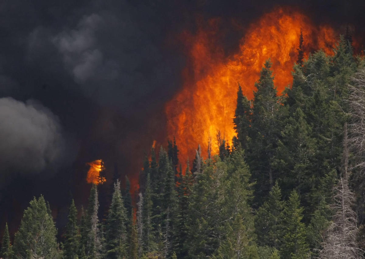 Evacuated Fairview, Birdseye residents allowed to return