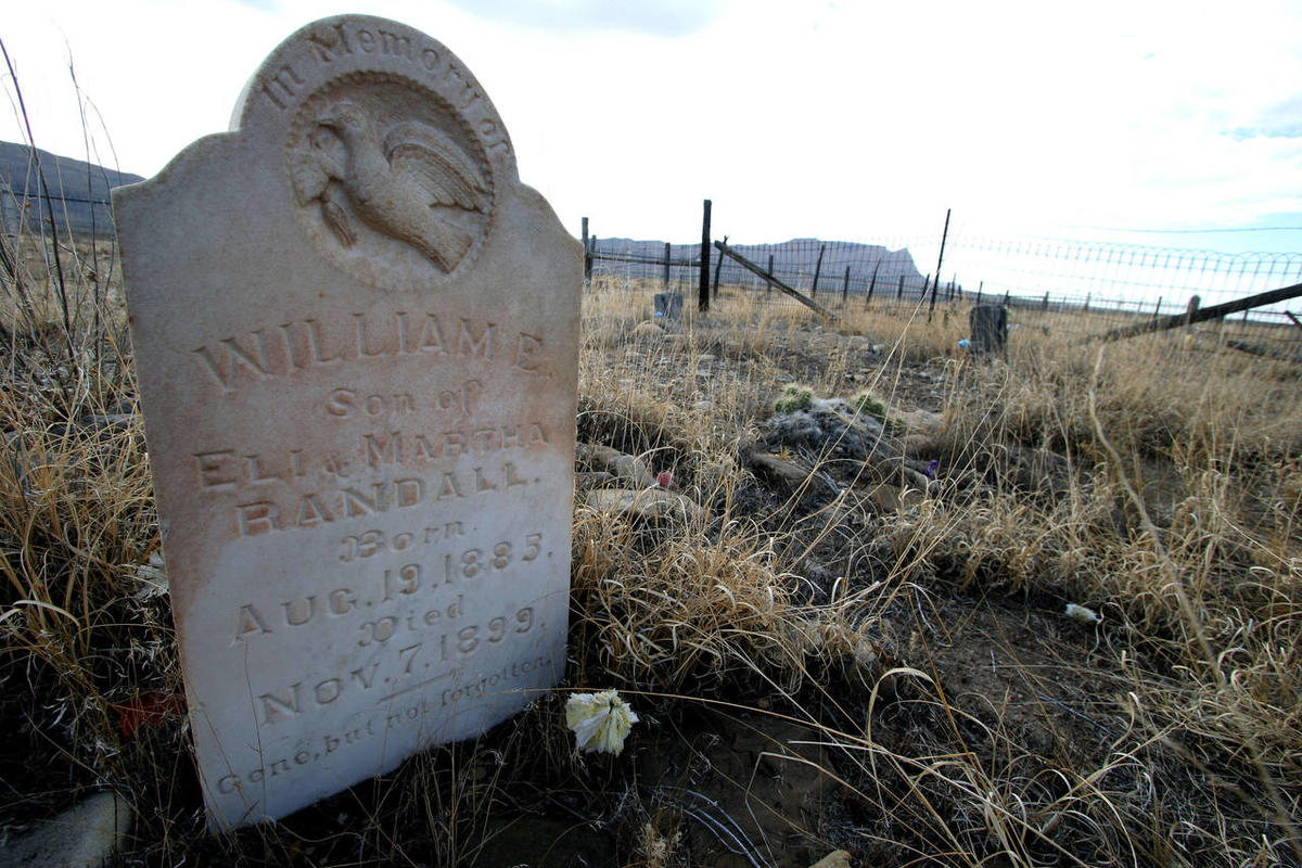 Utah Ghost Town Is For Sale In Emery County Deseret News